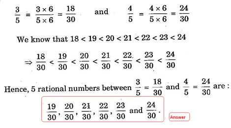 class 9 Number System Maths ncert solutions