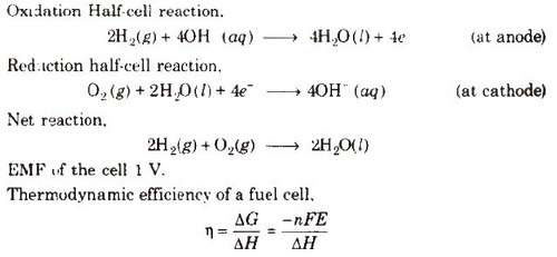 chemistry factors affecting electrochemical cells essay Introduction oxidation reactions (or redox reactions) are an important part of  chemical reactions they involve the transfer of electrons from one.