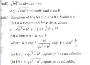 Class 12 Math nots Download PDF Inverse Trigonometric Functions