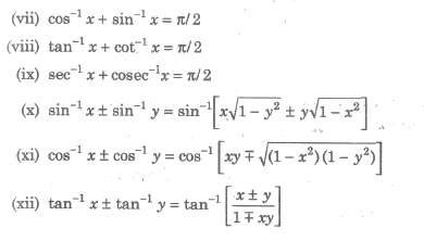Differential Coefficient Using Inverse Trigonometrical Substitutions