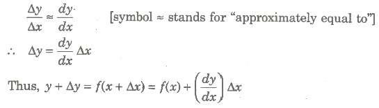 Approximations and Errors