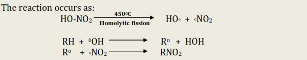 reaction occurs